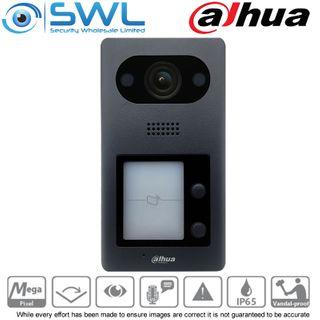 Dahua DHI-VTO3211D-P2-S2 Villa Outdoor Station 2 Button 2MP IP65 IK08