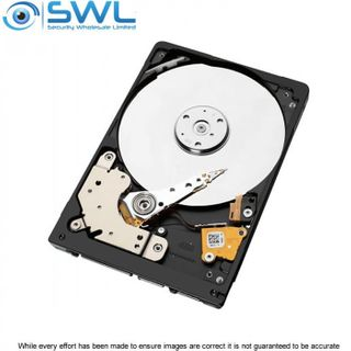 "Western Digital Purple Hard Drive 3.5"" 4Tb Installed"
