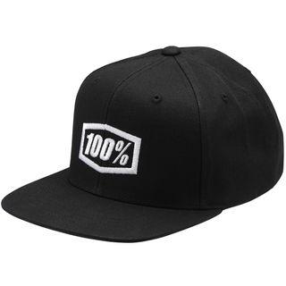 100% Corpo Black/White Snapback
