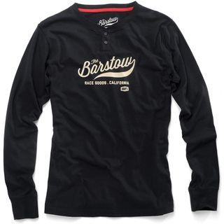100% Barstow Selecteur Black Long Sleeve