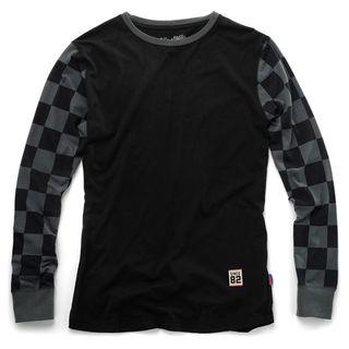 100% Barstow Shibuya Black Long Sleeve
