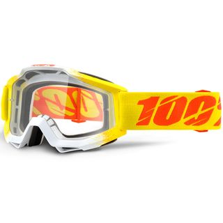 100% Accuri Goggle Zest Clear Lens