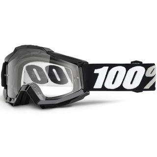 100% Accuri Enduro Goggle Tornado Clear Dual Lens