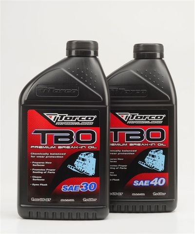 A100030CE TBO PREM BREAK IN OIL SAE30 1L