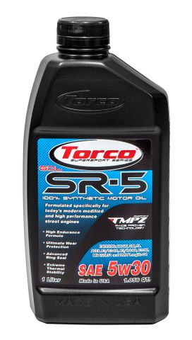 A150533CE SR-5GDL SYN RACING OIL 5w30 1L