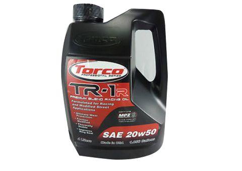 A142050SE TR-1R RACING OIL 20w50 4L