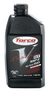 Torco V-Series ST Motor Oil SAE60