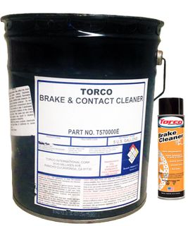 Torco Brake & Contact Cleaner