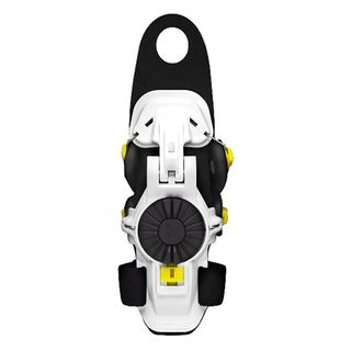 Mobius X8 Wrist Brace White/Acid Yellow