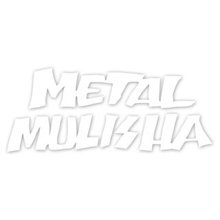"Factory Effex Die Cut Sticker 12"" Metal Mulisha"