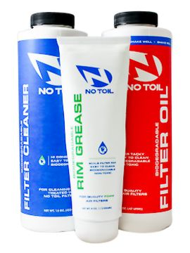 NT209 CLASSIC 3 PACK OIL/CLEANER/RIM GREASE