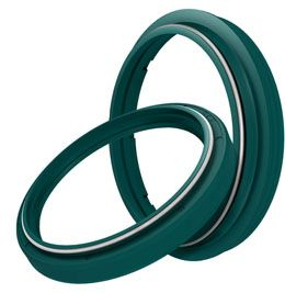 SKF Fork Seals Kit KYB 43mm Green