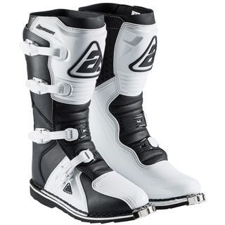 Answer 2020 AR-1 Adult Boot White/Black