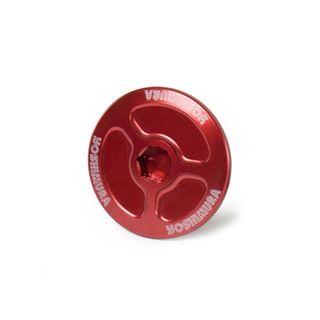 YO-052RD234800 ENGINE PLUG (L) Y RED YAMAHA