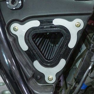 S&S High-Flow Air Intake Eliminator Plate Kit for Royal Enfield 650 Twins
