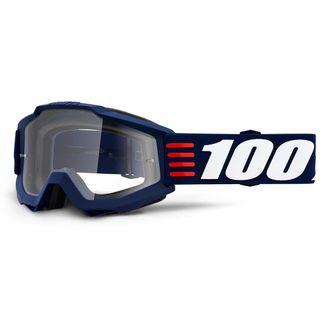 100% Accuri Goggle Art Deco Clear Lens