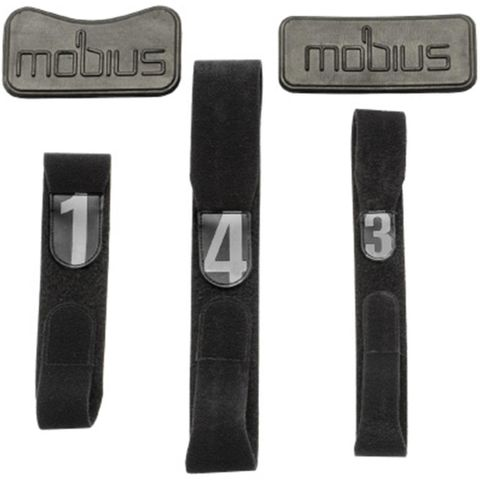 MOB-2050203 Mobius X8 Knee Brace Strap kit MD