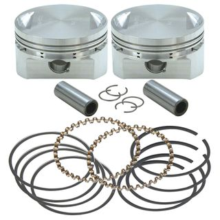 """S&S 31/2"""" Bore Forged Stroker Piston Kits For Stock Heads Or S&S Performance Replacement Heads - STD"""