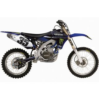 Factory Effex Complete Kit Monster Yamaha YZ450F 10-12