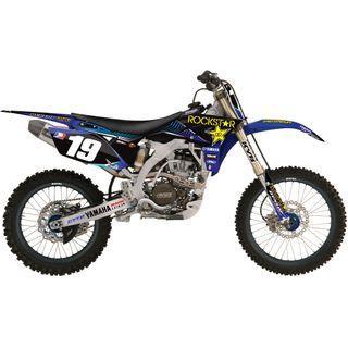 Factory Effex Complete Kit Rockstar Yamaha YX250F 10-12