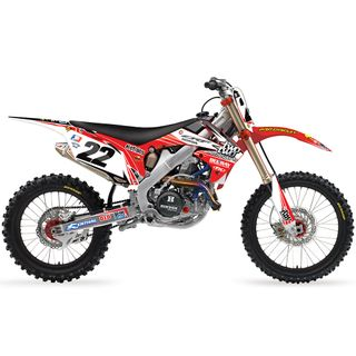 Factory Effex Complete Kit Two Two Honda CRF250 10-12 CRF450 09-12