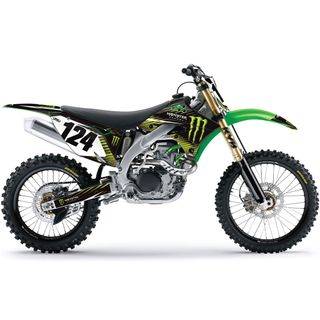 Factory Effex Complete Kit Monster Kawasaki KX450F 09-11