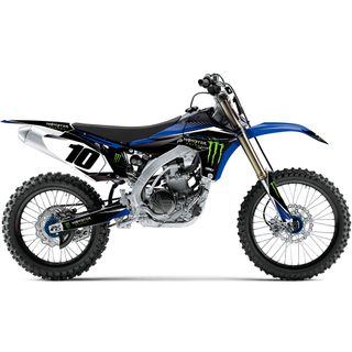 Factory Effex Complete Kit Monster Yamaha YZ250F/450F 2014