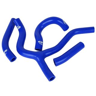 "CV4 Hose Kits ""Y"" Style Kawasaki KXF450 Blue"