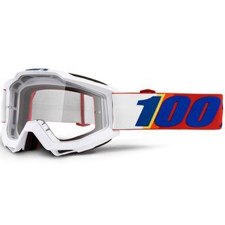 100% Accuri Goggle Minima Clear Lens