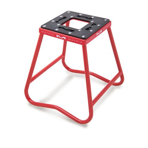 C1-102 C1 STEEL STAND RED