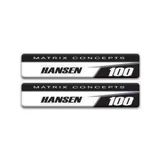 Matrix M60 Stand Rolling Caddy Custom ID Graphics