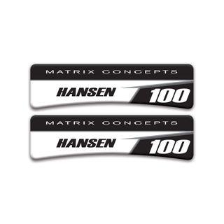 Matrix M50 Mechanic Caddy Custom ID Graphics