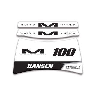 Matrix M64 Stand Custom ID Graphics