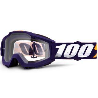 100% Accuri Goggle Grib Clear Lens
