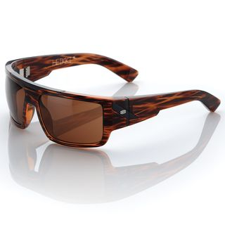 100% Heikki Sunglasses Tortoise Brown Tint