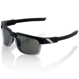100% Type-S Sunglasses Soft Tact Starco with Grey PeakPolar Lens