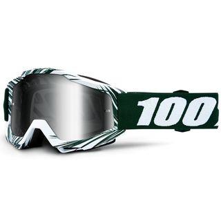 100% Accuri Goggle Bali Silver Tinted Lens