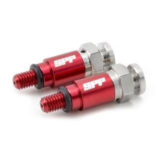 SPP Fork Bleeder Valve M5 X 0.8 Red