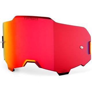 100% Armega Red HiPER Mirror Lens