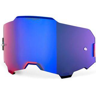 100% Armega Blue HiPER Mirror Lens