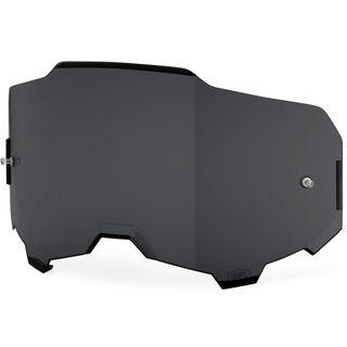 100% Armega Dark Smoke Lens