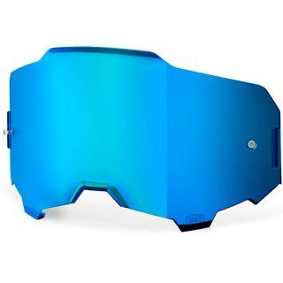 100% Armega Blue Mirror Lens
