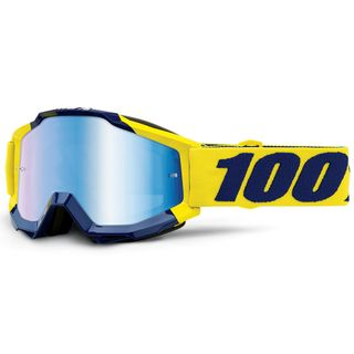 100% Accuri Goggle Supply Blue Tinted Lens