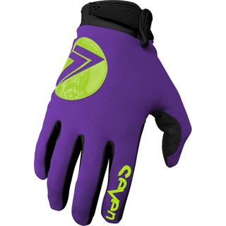 Seven Annex 7 Dot Glove Purple