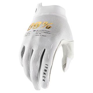 100% iTrack White Gloves
