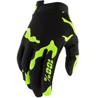 100% iTrack Salamander Gloves