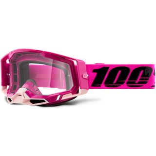 100% Racecraft 2 Goggle Maho Clear Lens