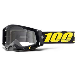 100% Racecraft2 Goggle Arbis Clear Lens