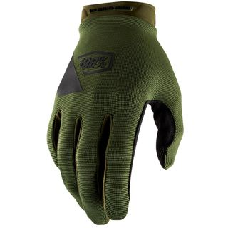 100% Ridecamp Fatigue Gloves