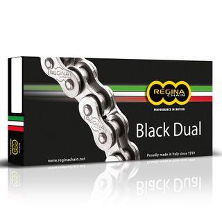 Regina 525 Chain ZRA Black Dual Series 120 Links